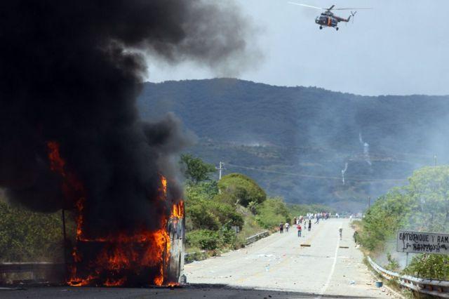19日の衝突で6人が死亡した