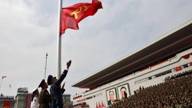 د ایران (حزب موتلفه اسلامي) استازی د جمعې په ورځ جشن کې د ګډون لپاره شمالي کوریا ته تللی