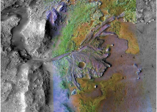 What chance has Nasa of finding life on Mars?