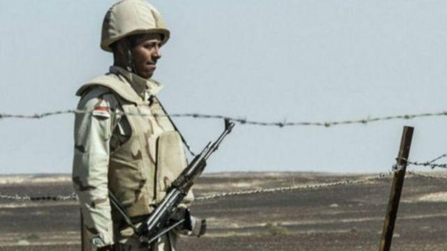 جندي بالجيش المصري