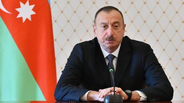 Ilham Əliyev Azərbaycan Prezident Azərbaycan prezidenti Bakı