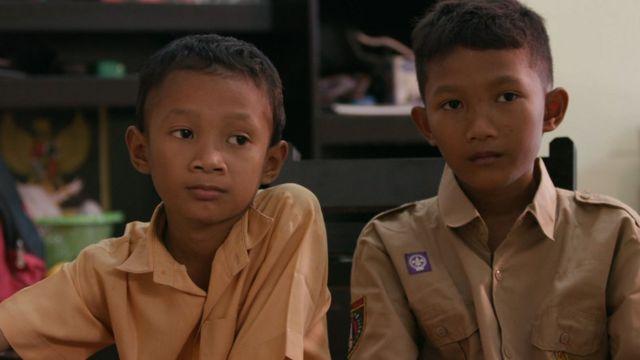 Dua putra Supriyanto