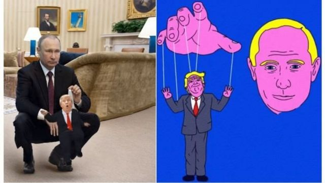 Trump və Putin