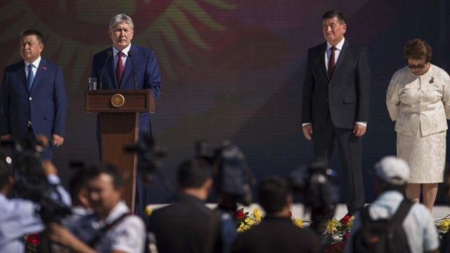 24-ноябрда Сооронбай Жээнбековдун расмий кызматына киришүү салтанаты өтөт