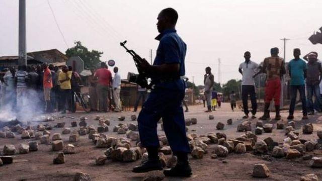 Des centaines de personnes ont perdu la vie au Burundi au cours des derniers mois