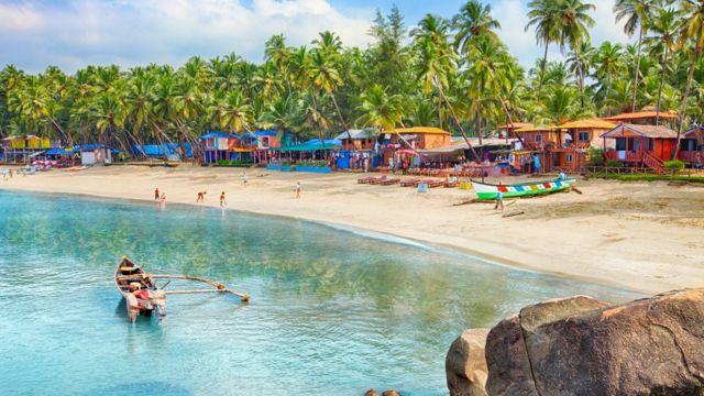 playa de India