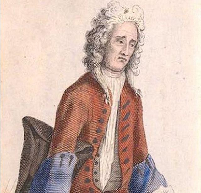 Retrato de Nathaniel St. André