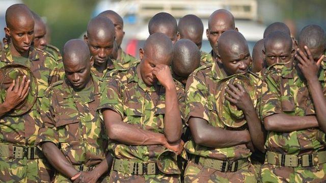 Les soldats kenyans auraient gagné plusieurs millions de dollars dans le commerce illégal du charbon en Somalie