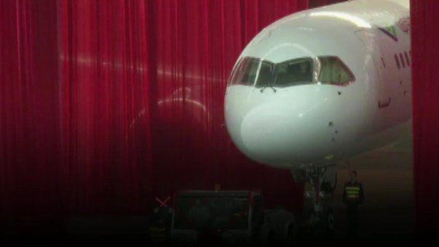 Chinese plane