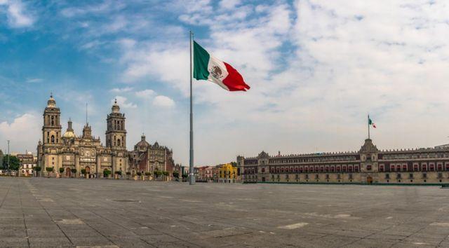 Centro de la Ciudad de México.