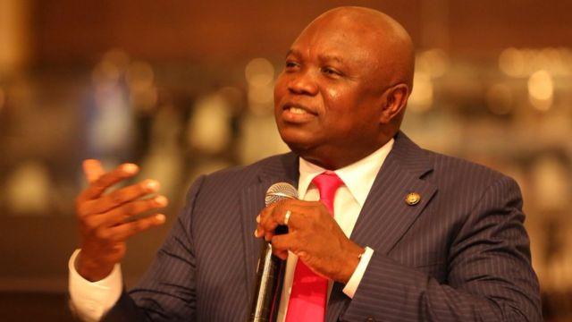 Gọvanọ na-achị Lagos state