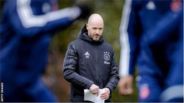 Tottenham itafanya mazungumzo zaidi na kocha wa Ajax Erik Ten Hag