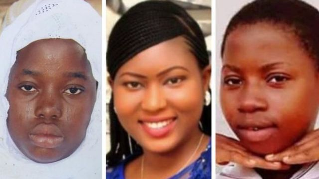 Nigeria: Undi munyeshuri Barakat Bello w'imyaka 18 yafashwe ku ...