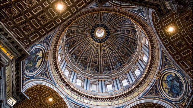 Husumiyar Majami'ar St. Peter's Basilica