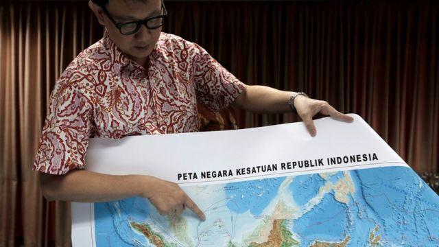 Imbas Sengketa Cina Filipina Wilayah Indonesia Mekar 100 Mil Laut Bbc News Indonesia