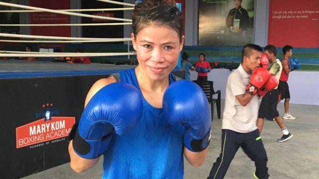 पांच बार विश्व बॉक्सिंग चैम्पियन रहीं मेरी कॉम