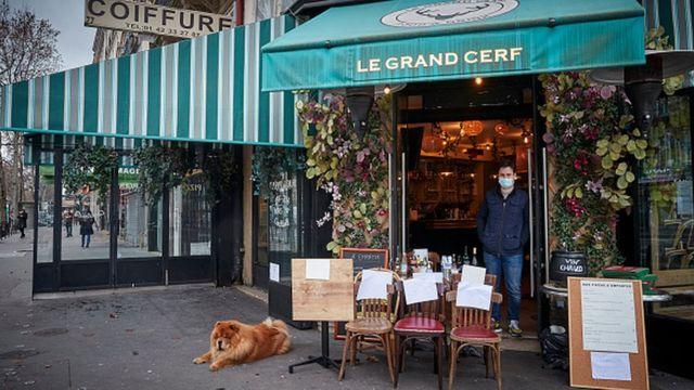 Ресторан во Франции