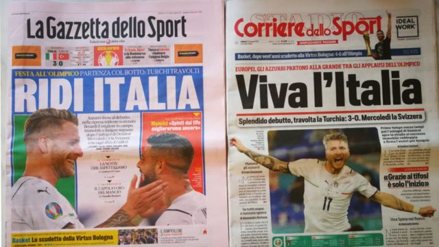 İtalyan basın