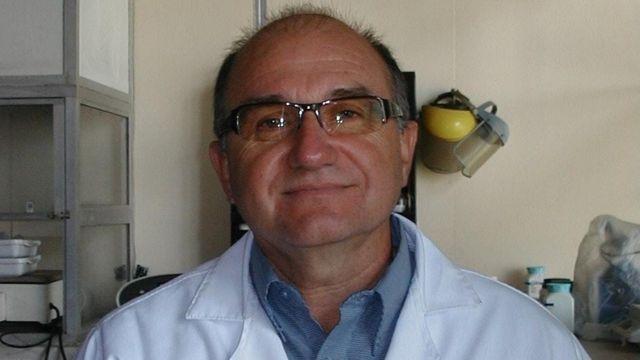 Químico de la Universidad de Tarapacá, Leonardo Figueroa