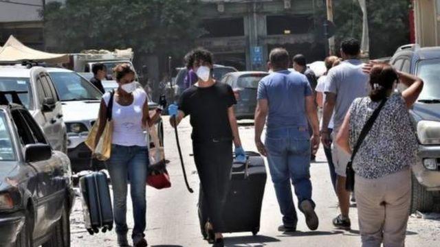 warga Beirut