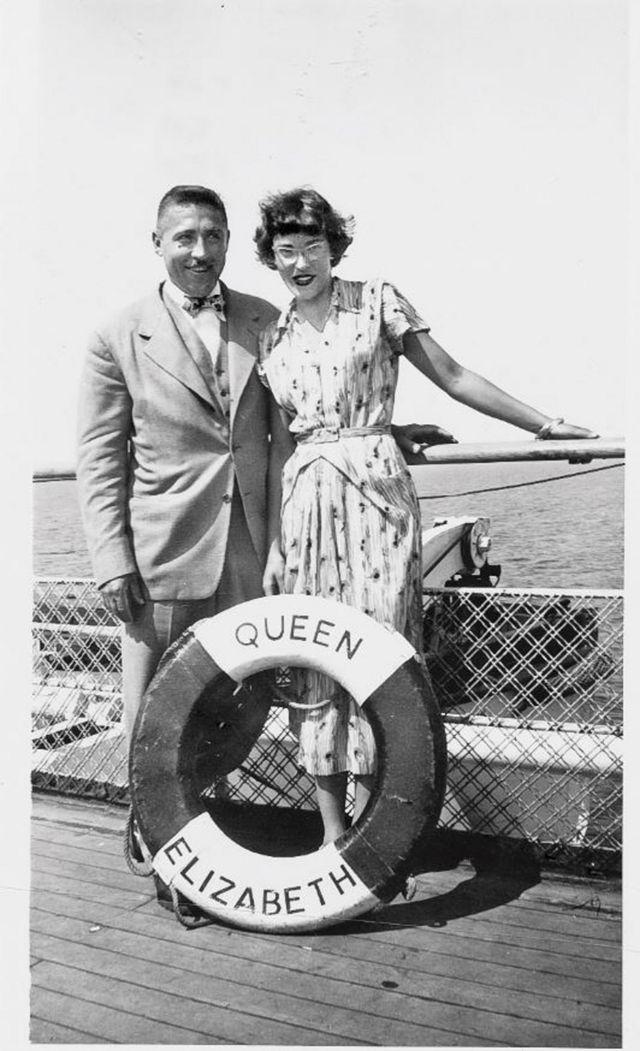 Alfred e Helen Free