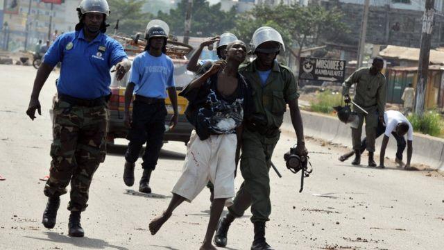 Les marches de l'opposition contre la réforme constitutionnelle ont été violemment réprimées