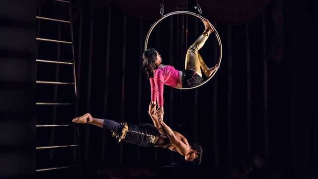 India to Wales: The trafficked children rescued from the circus