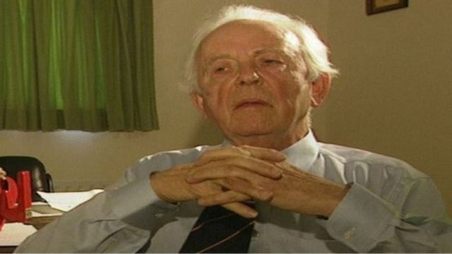 Pantridge murió en 2004.