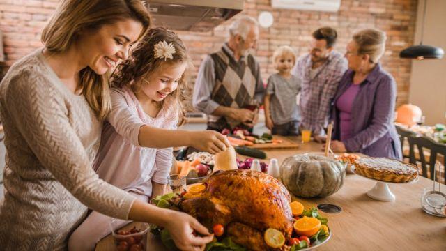 Thanksgiving Cuál Es El Origen De La Celebración De Acción De Gracias En Estados Unidos Y Por Qué Es Más Importante Que Navidad Bbc News Mundo