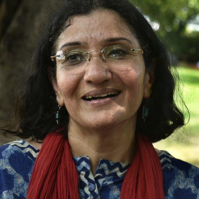 'ভারতীয় মুসলিম মহিলা আন্দোলনে'র নেত্রী জাকিয়া সোমান
