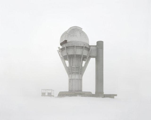 Observatorio abandonado