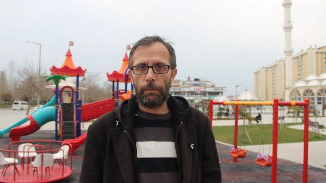 Gazeteci Murat Güzel