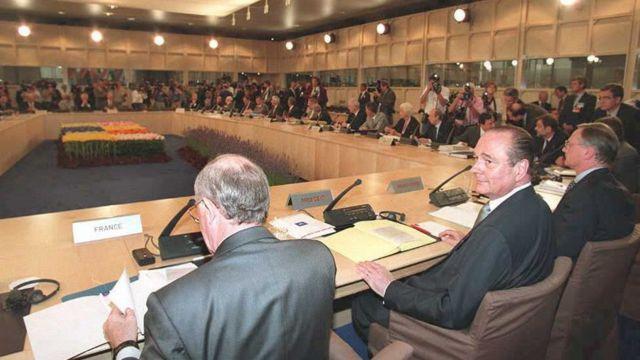 نشست رهبران کشورهای عضو اتحادیه اروپا در سال ۱۹۹۵