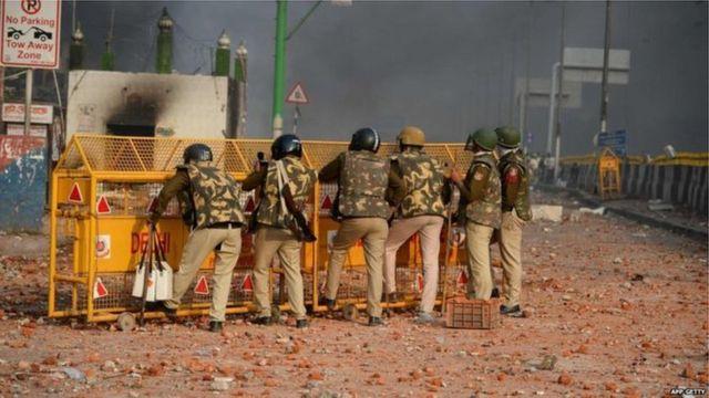 દિલ્હી પોલીસ