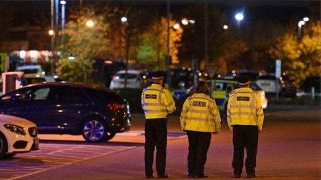 إحباط مخطط ارهابي في بريطاني