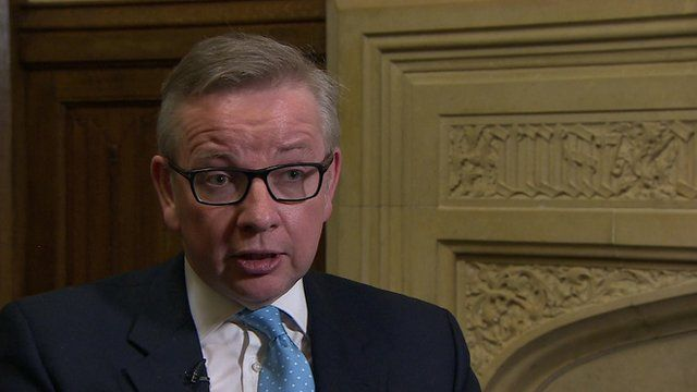 Michael Gove says backing UK leaving the EU is 'optimist's choice'