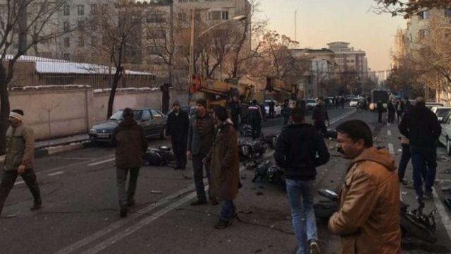 درگیری میان دراویش و مأموران امنیتی به خشونت کشیده شد و شمار زیادی از دراویش زخمی شدند