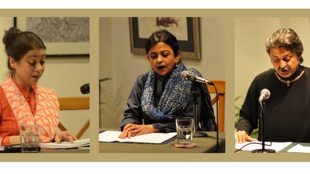 زنبیل کے سیفِ حسن، عاصمہ مندرا والہ اور مہوش فاروقی