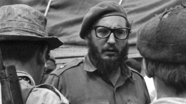 Hogaamiyihii Cuba Fidel Castro