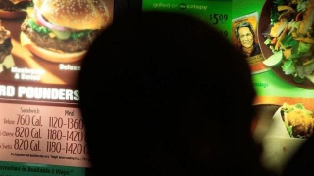 hamburger reklam panoları