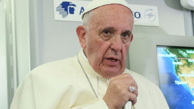 Is Pope Francis' contraception hint just a puff of smoke?