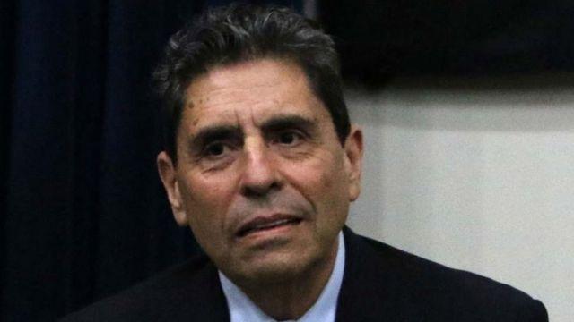 Mauricio Rojas, exministro de Cutlura de Chile