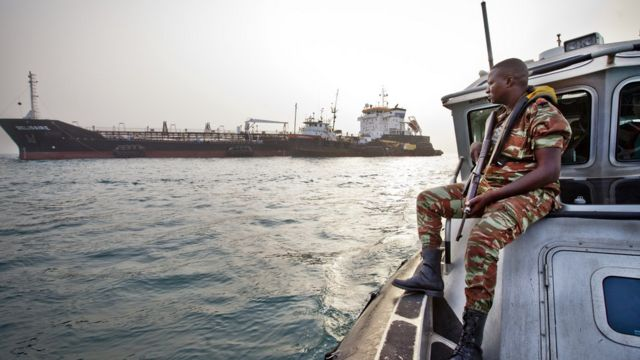Piracy in West Africa: The world's most dangerous seas?
