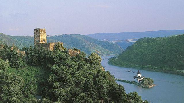 El Valle del Rin