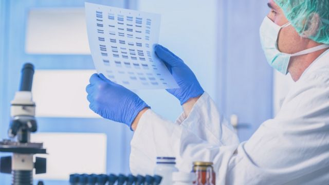 Sequenciamento genômico de vírus