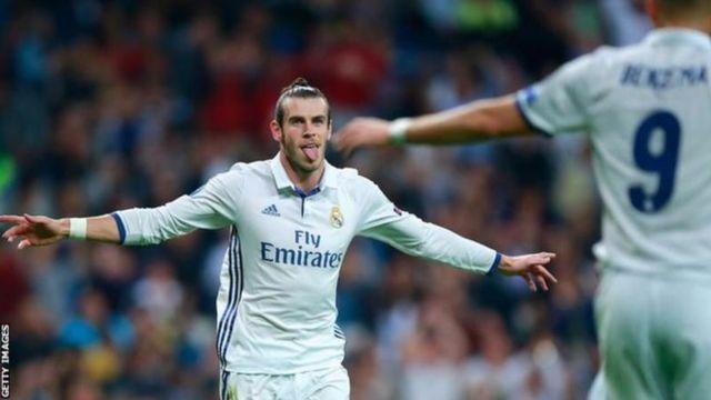 Gareth Bale ni we yaguzwe amahera menshi kw'isi mu mwaka wa 2013