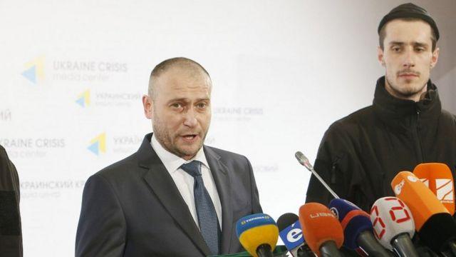 Ярош і Шумков
