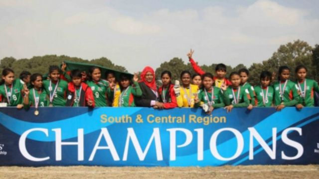 বাংলাদেশ অনুর্ধ ১৪ ফুটবল দল