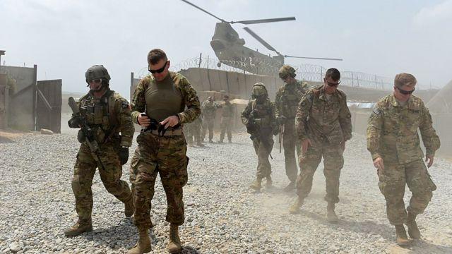 Lực lượng Hoa Kỳ ở Afghanistan