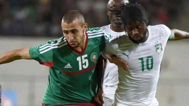 Le Maroc et la Côte d'Ivoire vont se rencontrer trois fois dans les prochains mois.
